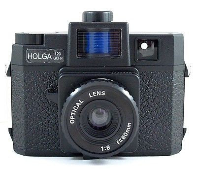 USD - Holga 120GCFN / GCFN with Medium Format Film Camera