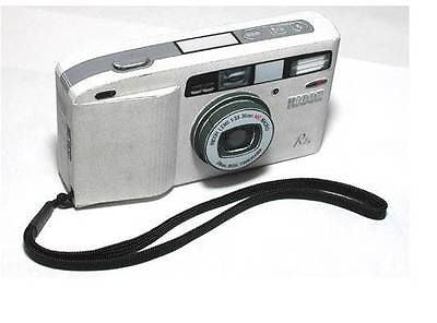 DIY 1:1 Paper Camera Model - Ricoh R1s
