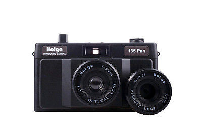 USD - Holga 135 PAN 135Pan Panorama Camera with interchangeable lenses