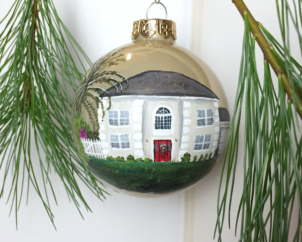 New!!! Custom Home Ornaments