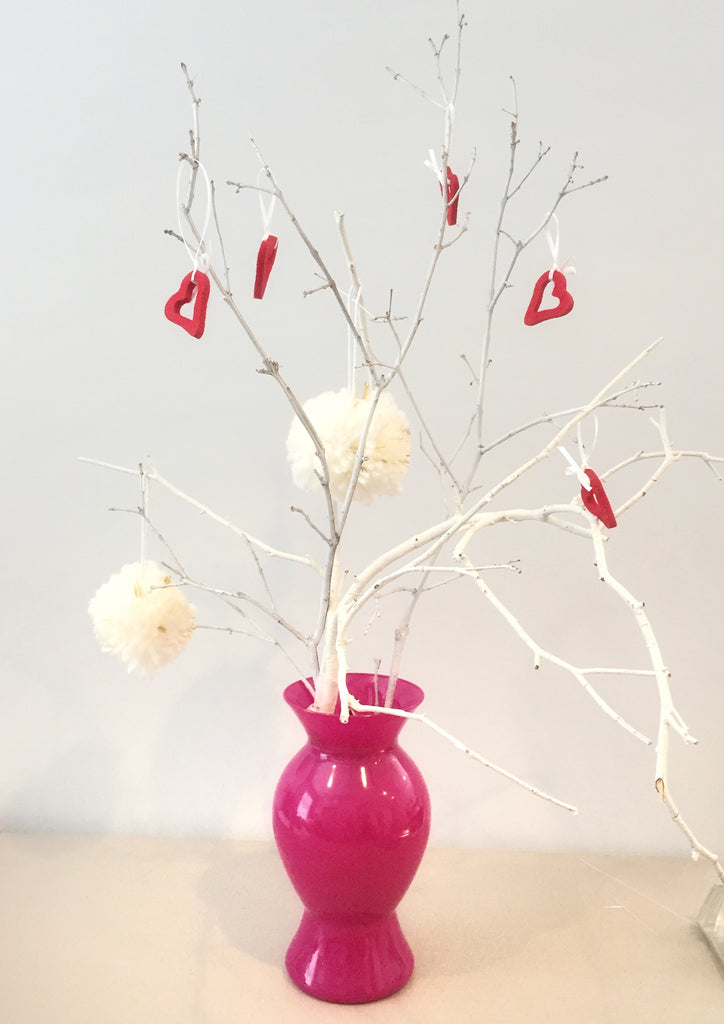 Valentine's DIY Part 1 - A Valentine Tree