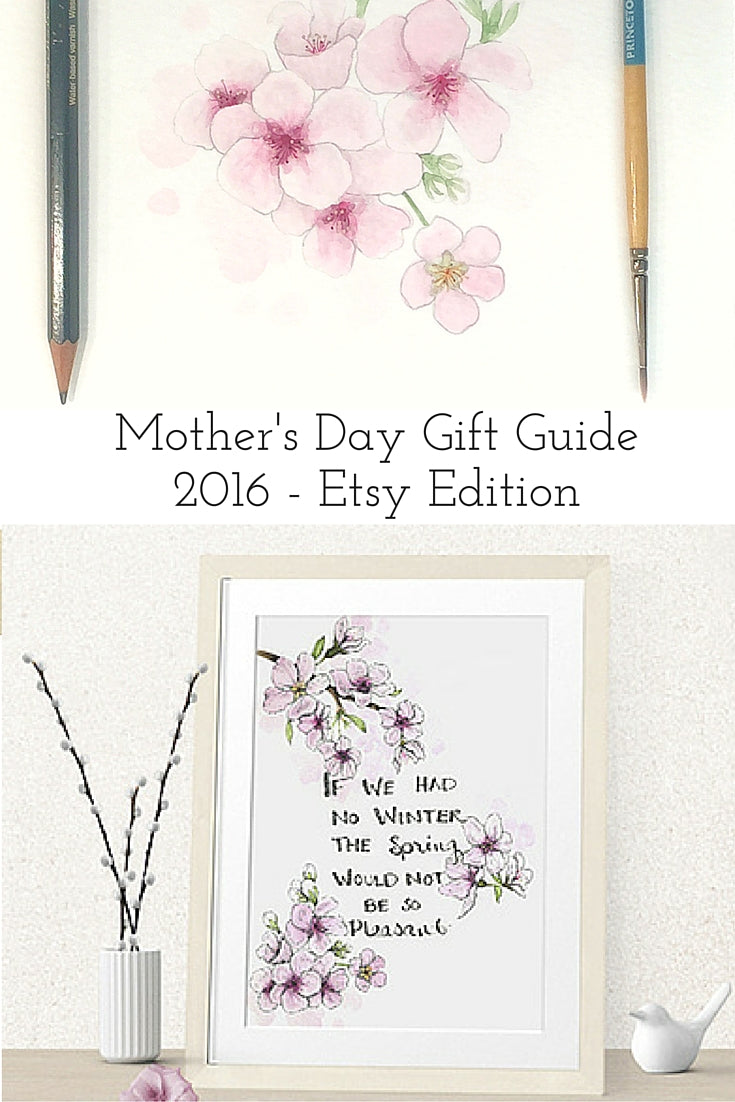 Mothers Day Gift Guide Etsy Edition Phylogeny Art Pinterest