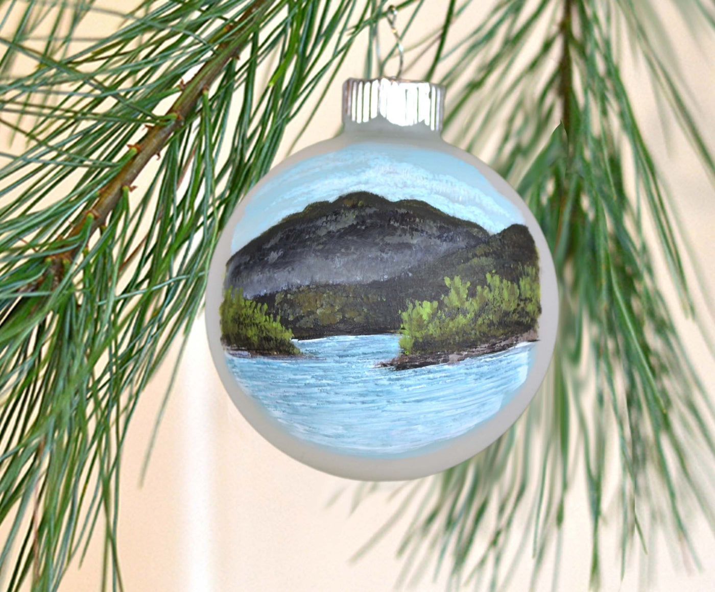 Adirondack Islands Ornament