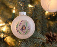 Monarch Butterfly ornament on Christmas tree