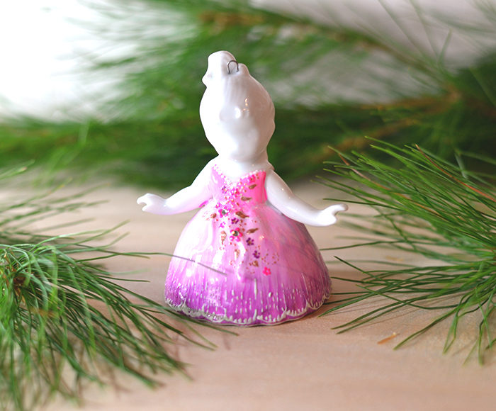 Nutcracker Collection - Sugar Plum Fairy Ornament