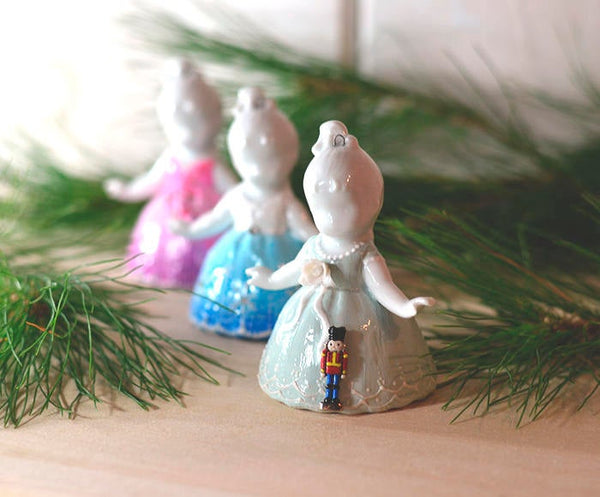 Nutcracker Collection - Ornament Set