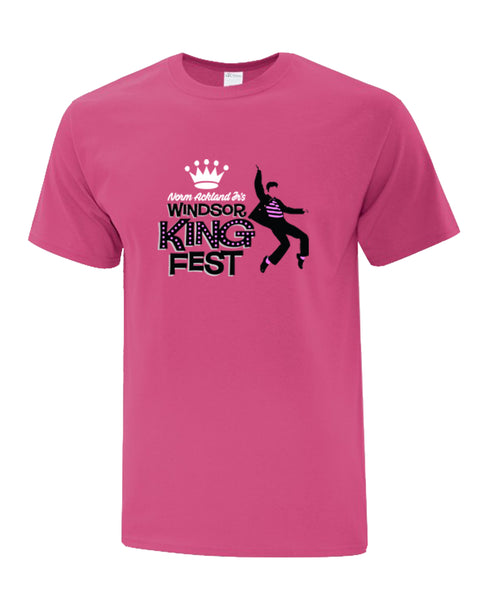 King Fest Adult Cotton Tee