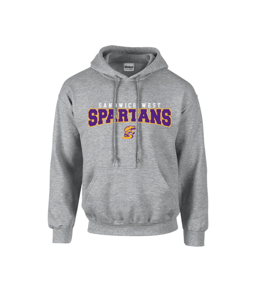 Spartans Adult Cotton Hoodie