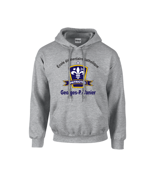 Patriotes Youth Cotton Hooded Sweatshirt