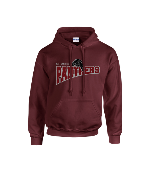 Panthers Youth Cotton Hooded Sweatshirt