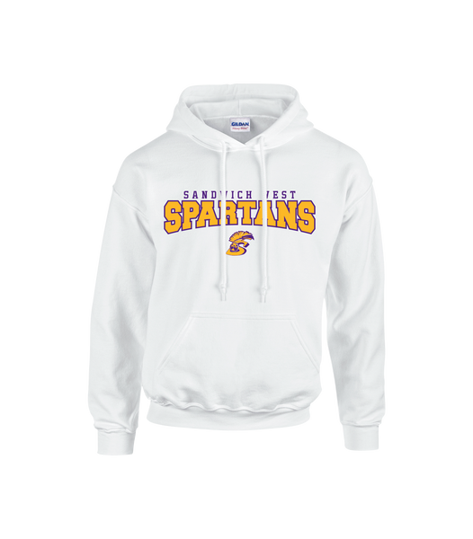 Spartans Youth/Adult Cotton Hoodie