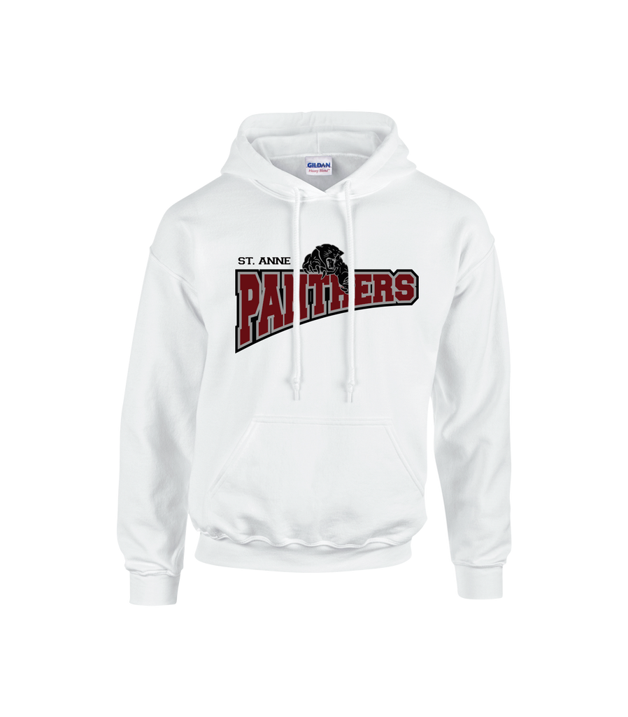 Panthers Adult Cotton Hooded Sweatshirt