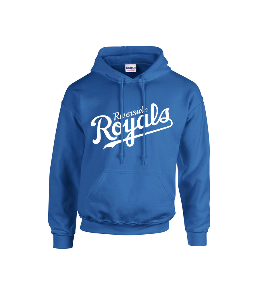 Royals Adult Cotton Hoodie
