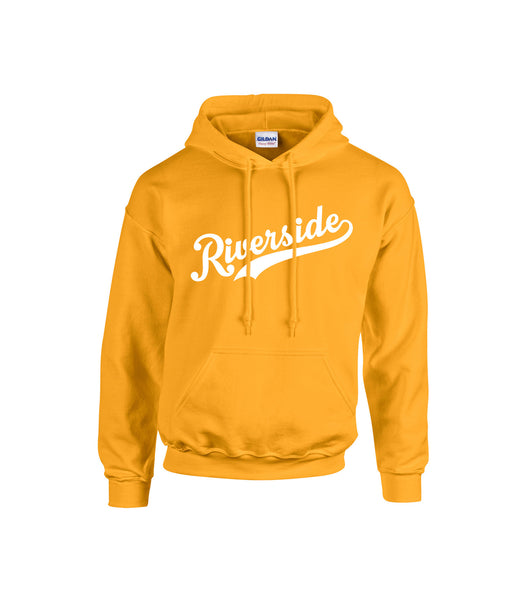 Royals Adult 'Riverside Slant' Cotton Hoodie