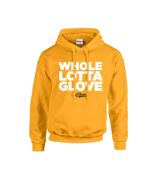 LaSalle Athletics 'Whole Lotta Glove' Youth Cotton Hoodie