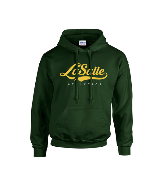 Athletics Adult 'Alternate Script' Cotton Hoodie