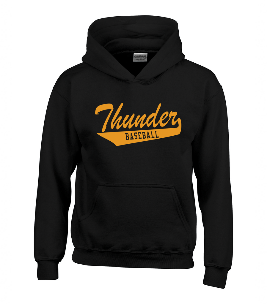 Thunder Youth Baseball Hoodie