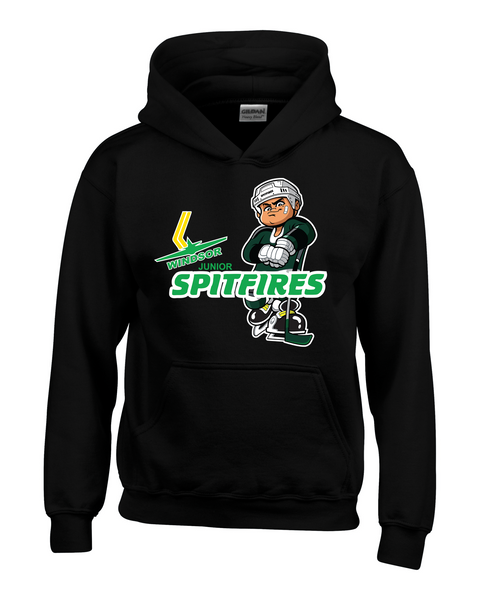 Minor Hockey Youth Mascot Hoodie