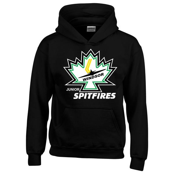 Minor Hockey Youth Cotton Hoodie