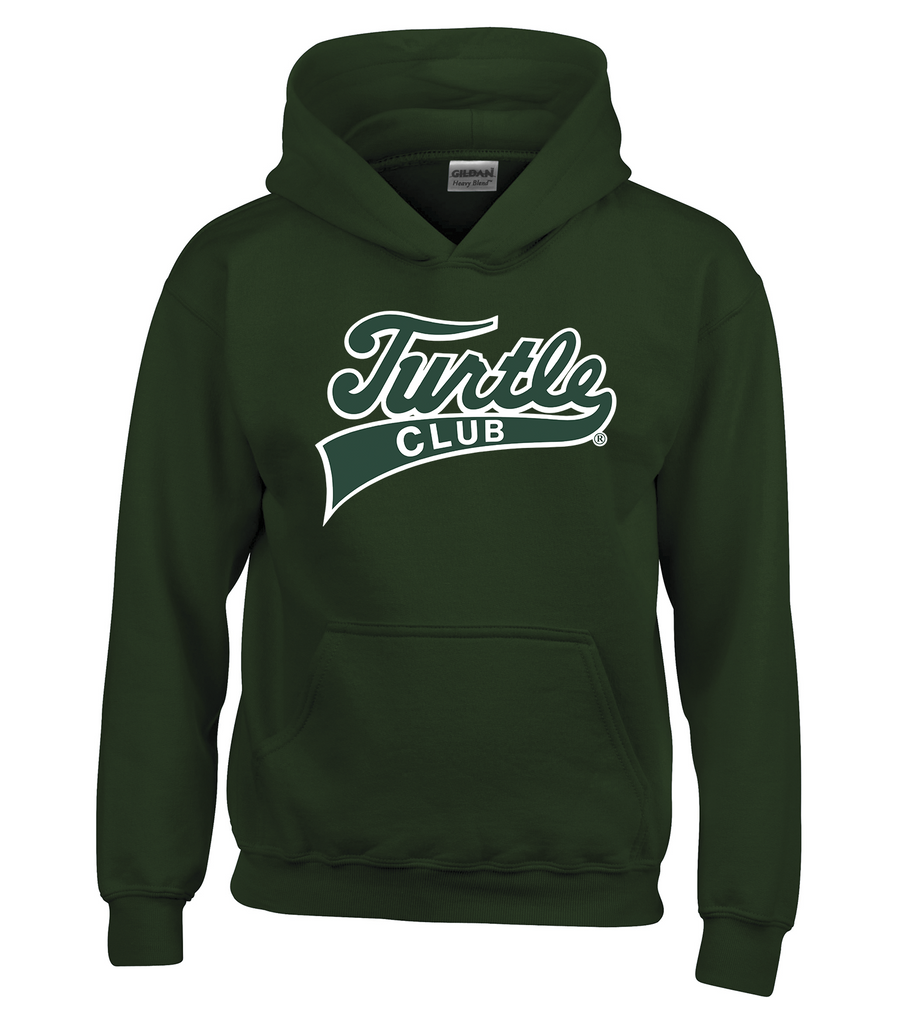 Turtle Club Youth Cotton Hoodie