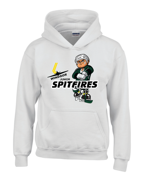 Windsor Minor Hockey Youth Mascot Hoodie