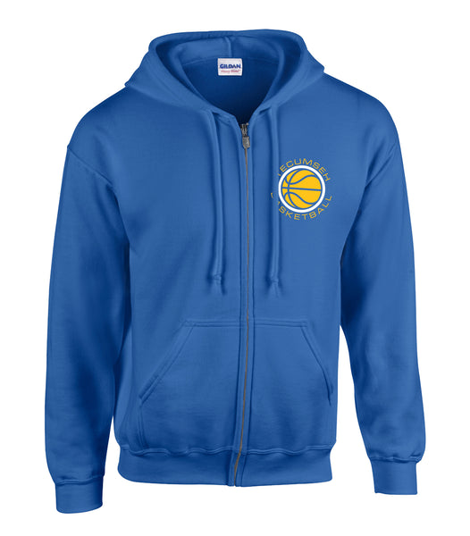 Tecumseh Saints Youth & Adult Zip-Up Hoodie