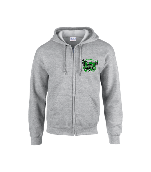 Griffins Youth Adult Cotton Zip Hoodie