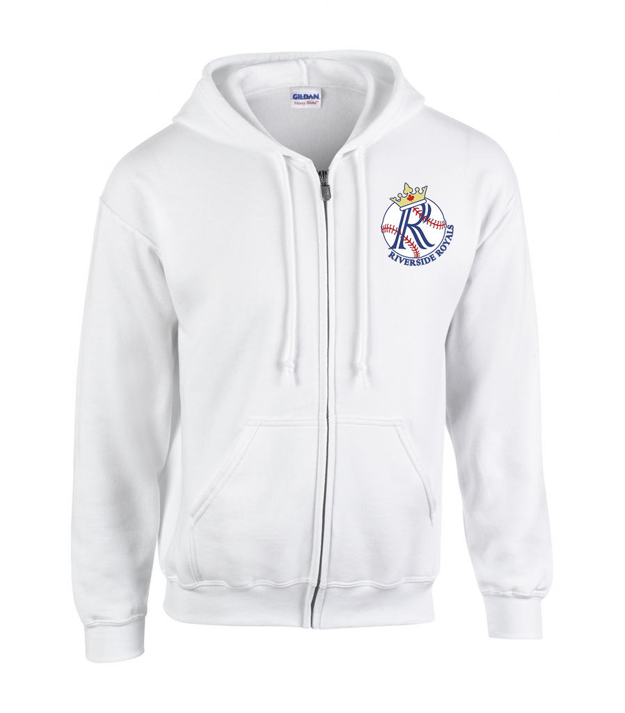 Riverside Minors Adult Zip-Up Hoodie