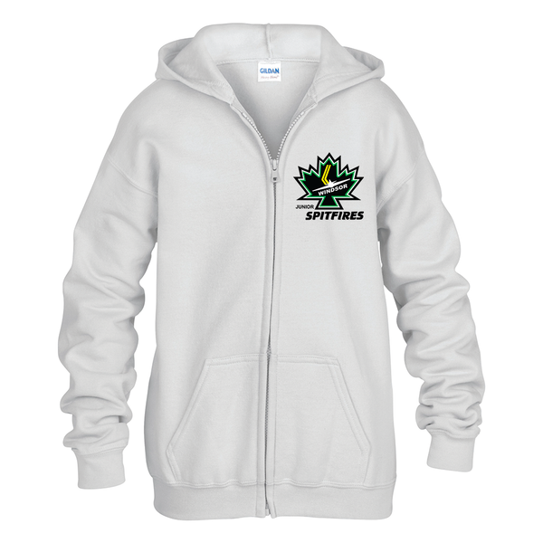 Windsor Minor Hockey Youth Zip-Up Hoodie