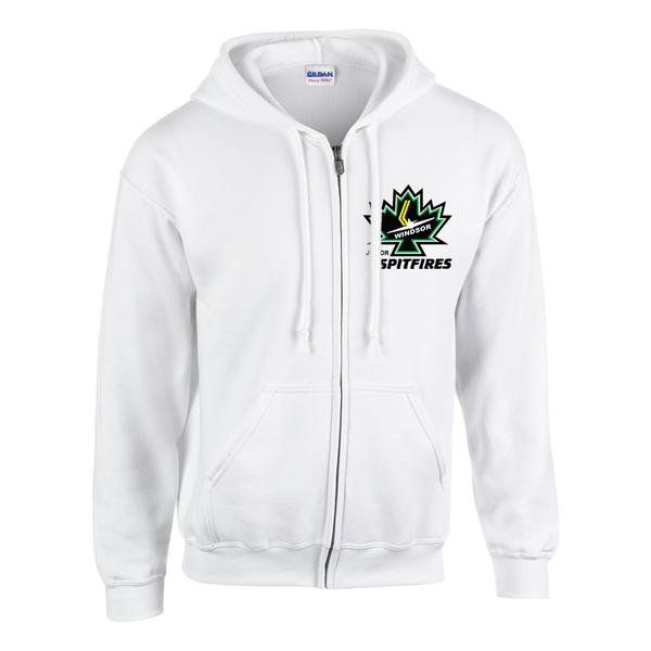 Minor Hockey Adult Zip-Up Hoodie
