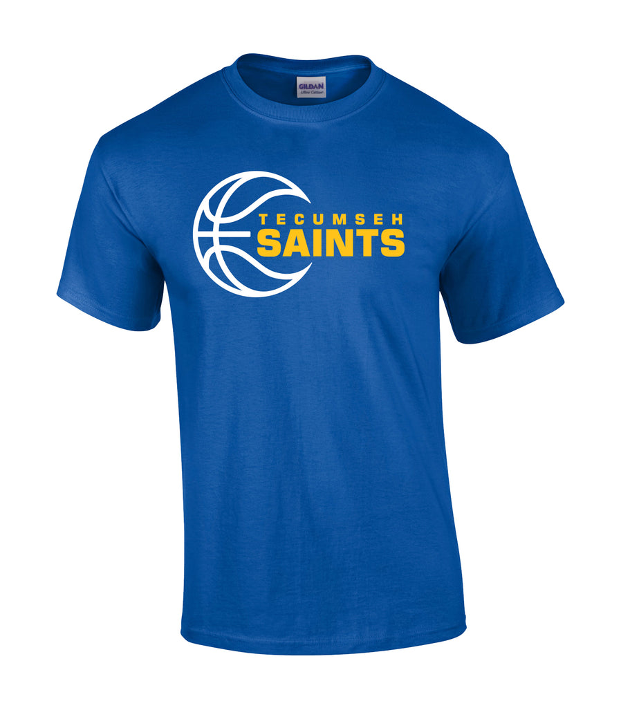 Saints Adult Cotton Tee