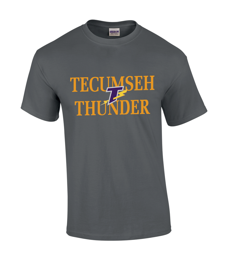Thunder Adult Logo Tee