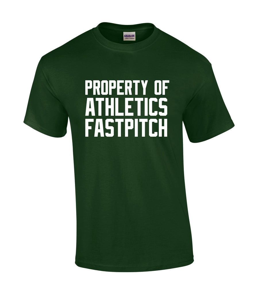 LaSalle Athletics 'Property of' Youth Cotton Tee