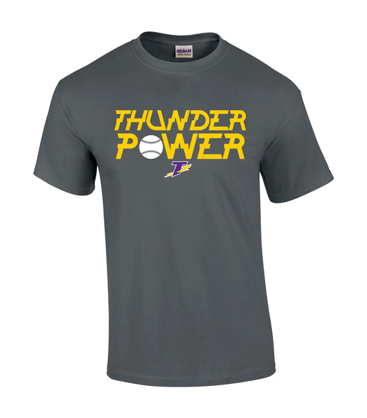 Thunder Adult 'Thunder Power' Cotton Tee