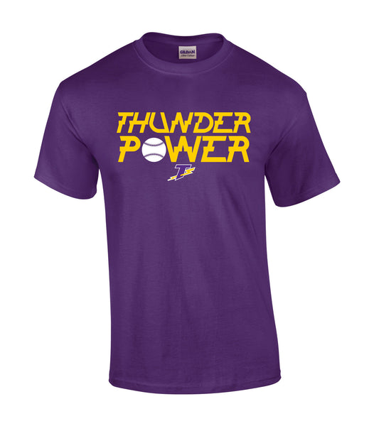 Tecumseh Thunder 'Thunder Power' Youth Cotton Tee