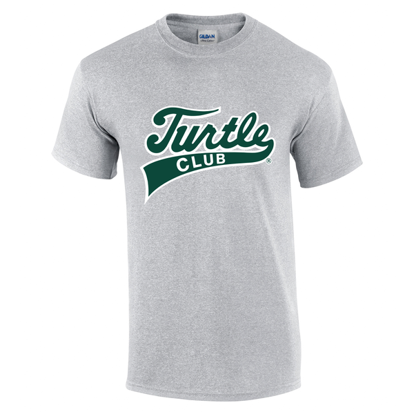 Turtle Club Adult Cotton Tee