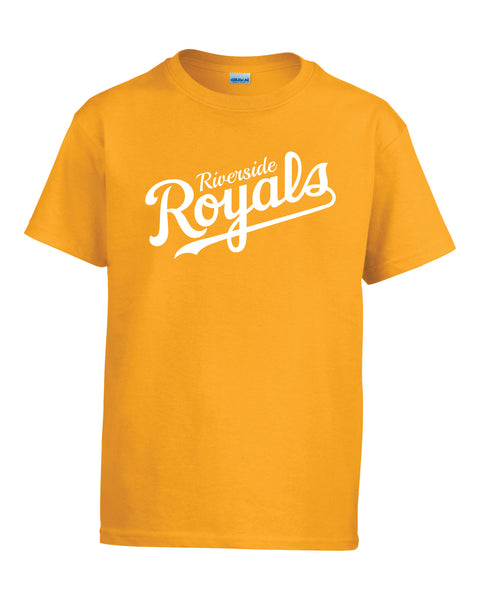 Royals Youth Cotton Tee
