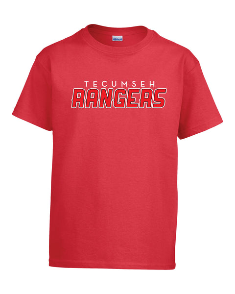 Tecumseh Rangers 'Speed Logo' Youth Cotton Tee