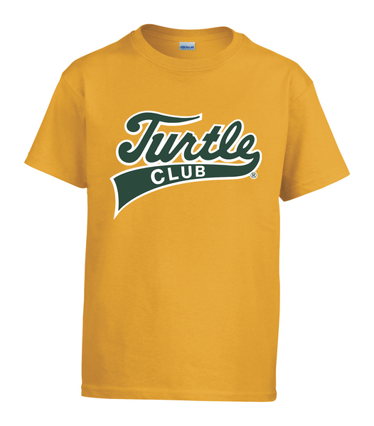 Turtle Club Youth Cotton Tee