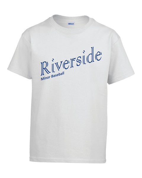 Riverside Minor Baseball Youth Tee