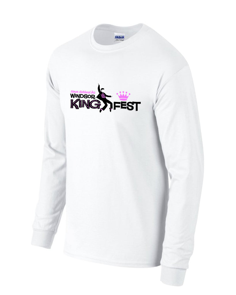 King Fest Adult Long Sleeve Shirt