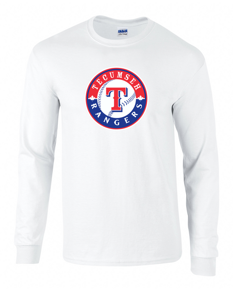 Tecumseh Rangers Adult Cotton Long Sleeve