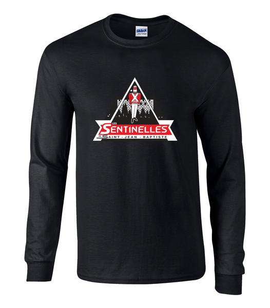 Sentinelles Adult Cotton Long Sleeve Shirt