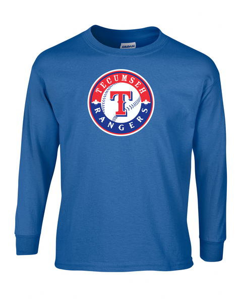 Rangers Youth Cotton Long Sleeve