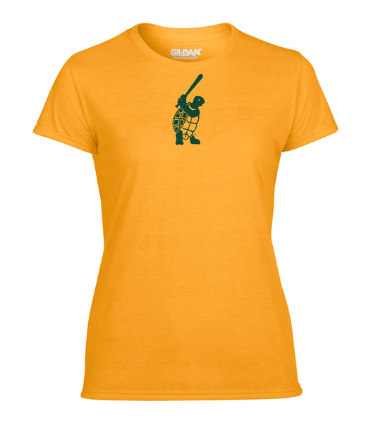 "Ladies ""Turtle Logo"" Dri-Fit Practice Tee"