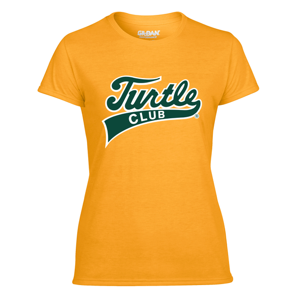 Turtle Club Ladies Dri-Fit Practice Tee