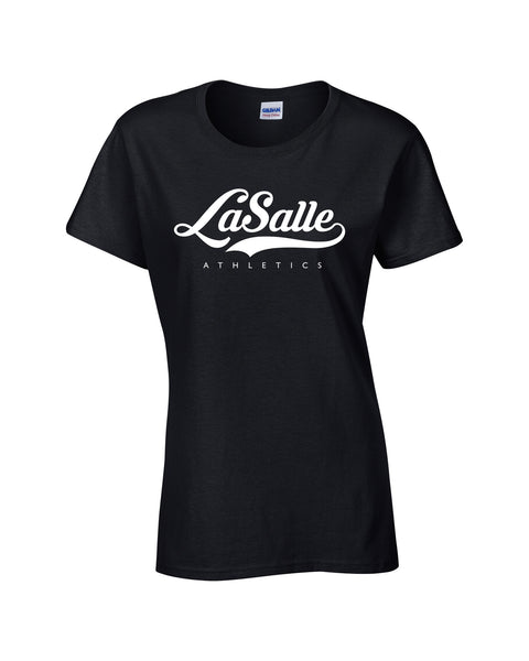 Athletics Ladies 'Alternate Script' Cotton Tee