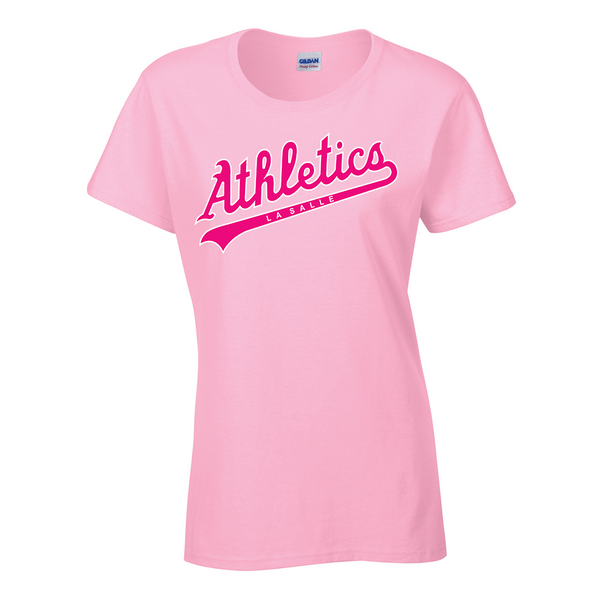 Athletics Ladies Cotton Tee