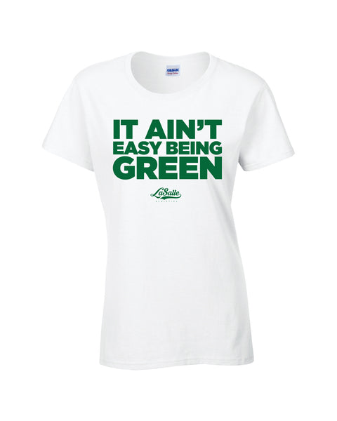 Athletics Ladies 'It Aint Easy' Cotton Tee