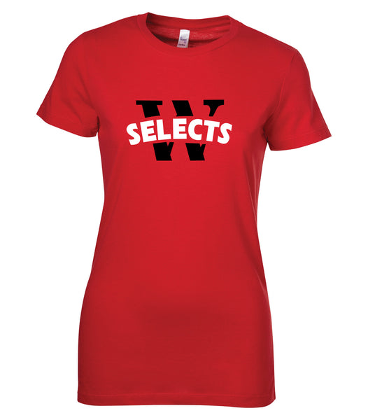 Windsor Selects Ladies Tri-Blend T-Shirt